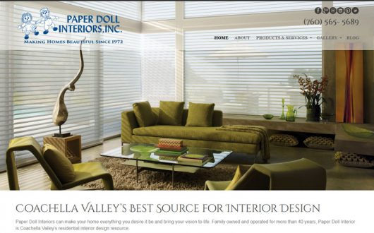 Paper Doll Interiors