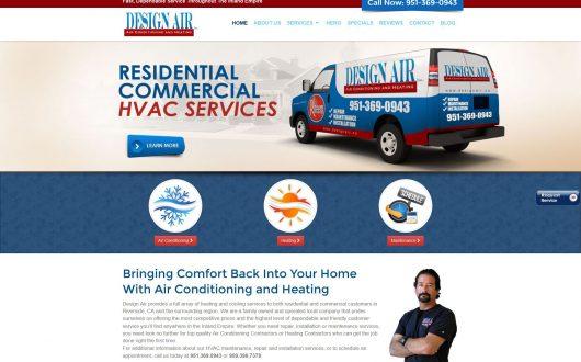 Design Air Inc. Moreno Valley