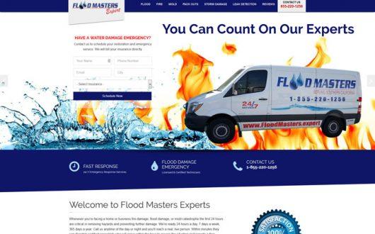Flood Masters Expert