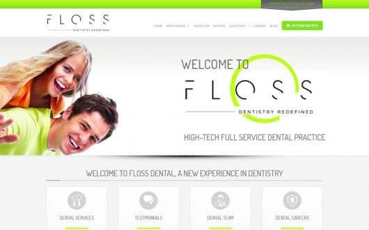 Floss Mode Dental