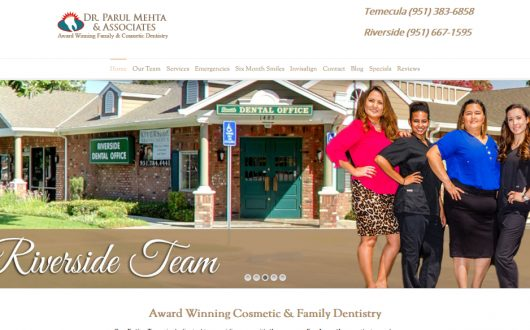 Dental Marketing in Temecula, CA