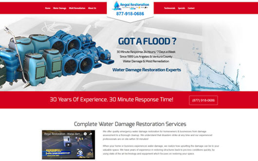 Benefits Of Search Engine Marketing For Flood Restoration Businesses