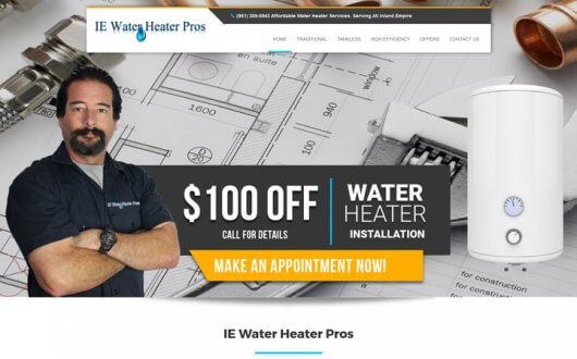 IE Water Heater Pros