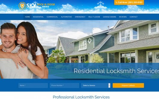 Sky Lock and Doors Service
